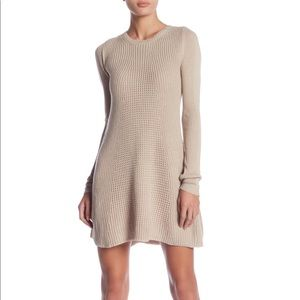 Romeo & Juliet Couture Solid Knit Dress